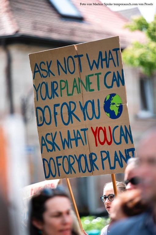 Umweltfreundlicher leben